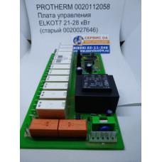 PROTHERM 0020112058 Плата управления ELKOT7 21-28 кВт (старый 0020027646)