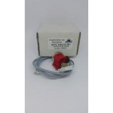 01539 Датчик температуры на выходе NTC (накладной) EKCO.R1