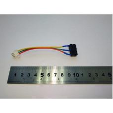 Микропереключатель 3 контакта без пластины