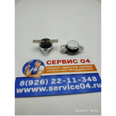Термостат защитный 77 С (теплообменника) Zanussi GWH 10 Fonte (501230000103)