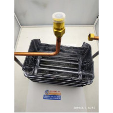 Теплообменник Zanussi GWH 10 Fonte (для водонагревателей выпуска с марта 2017 года)(501151009000)