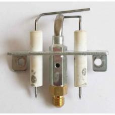Электроды розжига и ионизации в сборе ELECTROLUX GWH 11 Pro Inverter (501176000111)
