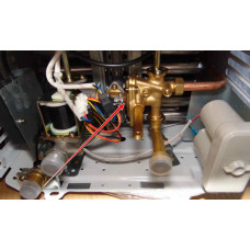 Узел газовый и водяной ELECTROLUX GWH 14 Nanoplus 2.0 (50113200C800)