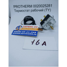 PROTHERM 0020025281 Термостат рабочий (TY)